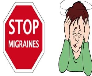 stop migraine headaches